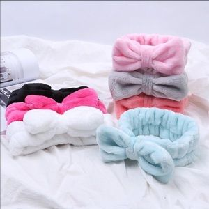 Other - Baby Girl/toddler ultra soft bow hair headband